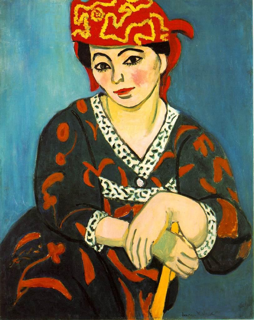 WebMuseum: Matisse, Henri (-Émile-Benoît)